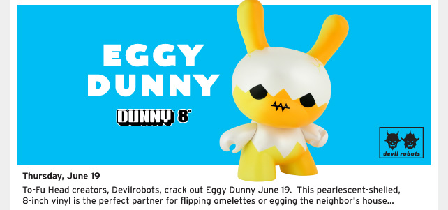 eggy dunny