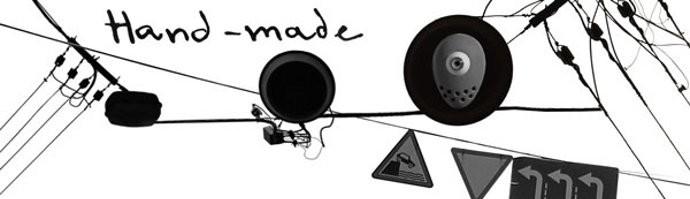 Handmade header